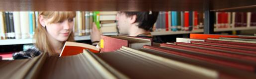 Eine umfangreiche Fachbibliothek steht zur Verfügung