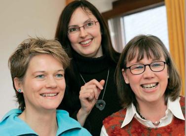 � mehr zur Sarepta-Schwesternschaft